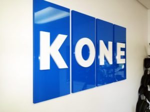 Kone-wall-graphics
