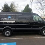 shutters-portland Vehicle Graphis