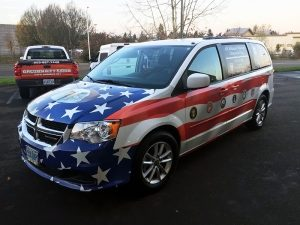 Brand Your Company with Vehicle Wraps