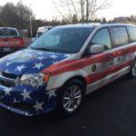 Vehicle-wrap-Flag