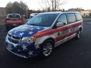 Vehicle-wrap-Flag